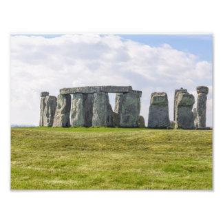Stonehenge England Photo Print