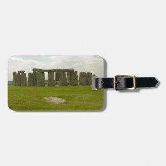 Stonehenge Etiquetas Para Maletas