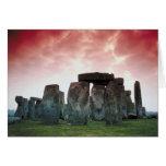 Stonehenge Felicitación