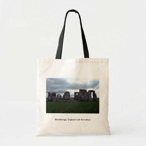 Stonehenge, formación de roca de Inglaterra Bolsa