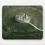 Stonehenge from the air mouse pad