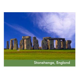 Stonehenge image for postcard