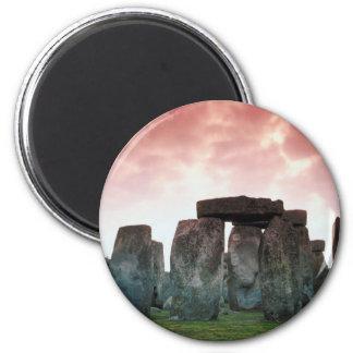 Stonehenge Imán De Frigorifico