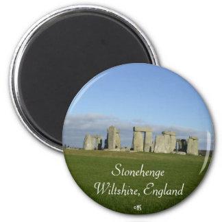 Stonehenge imán de Wiltshire, Inglaterra