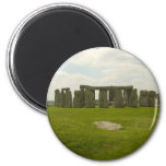Stonehenge Imán Redondo 5 Cm