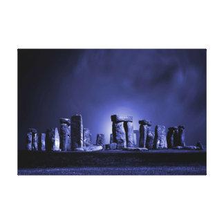 Stonehenge Impresión En Tela