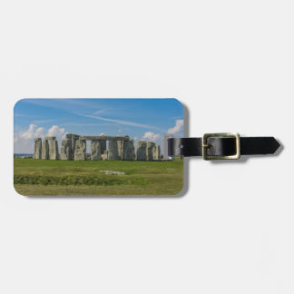 Stonehenge in England Bag Tag