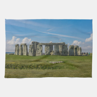 Stonehenge in England Towels