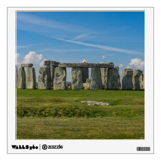 Stonehenge in England Wall Decal