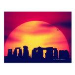 Stonehenge, Inglaterra 2 Postal