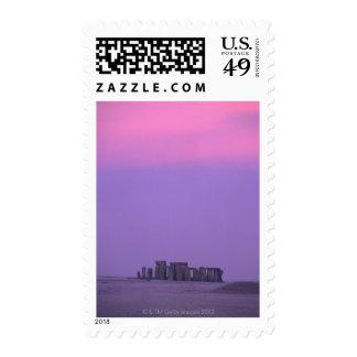 Stonehenge, Inglaterra Sello Postal