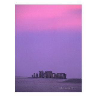 Stonehenge, Inglaterra Postal