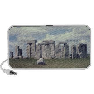 Stonehenge iPod Speakers