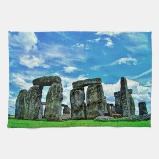 Stonehenge Hand Towels