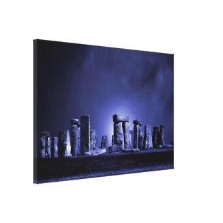 Stonehenge Magic Canvas Print
