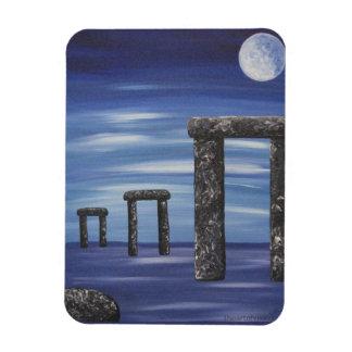 Stonehenge Magnet Flexible