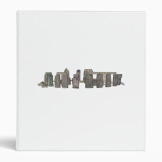 Stonehenge: modelo 3D: Carpeta de encargo