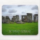 Stonehenge Mousepad Tapete De Raton