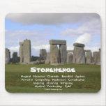 Stonehenge Mousepad Tapete De Ratones