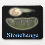 stonehenge mysteries mouse pad