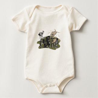 Stonehenge Mystery Baby Bodysuit