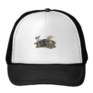Stonehenge Mystery Trucker Hat