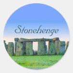 Stonehenge Pegatina