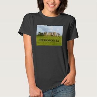 Stonehenge Photorealistic Illustration T-Shirt