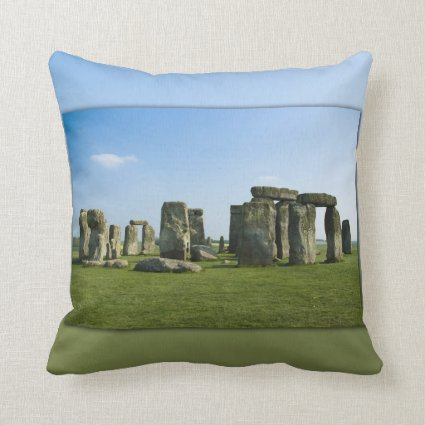 Stonehenge Pillow