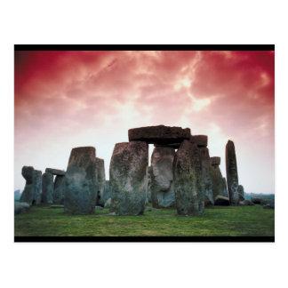 Stonehenge Postcards