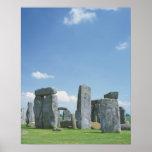 Stonehenge Póster