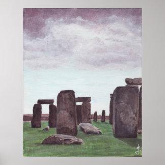 Stonehenge... poster
