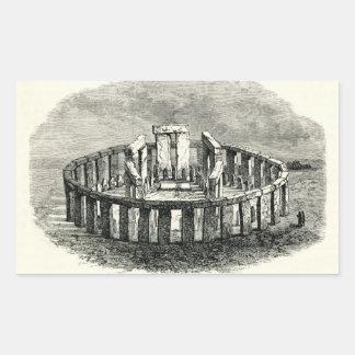 Stonehenge Rectangular Altavoces