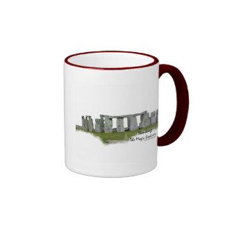 Stonehenge Ringer Mug