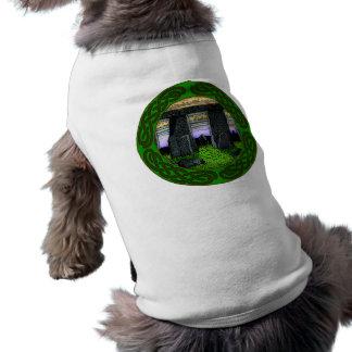 Stonehenge Camisas De Mascota