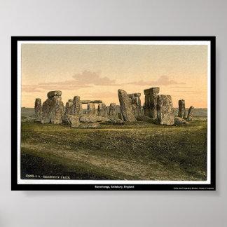 Stonehenge Salisbury England Posters