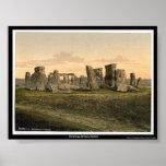 Stonehenge, Salisbury, Inglaterra Posters