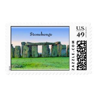Stonehenge Sello