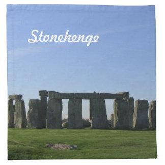 Stonehenge Servilleta