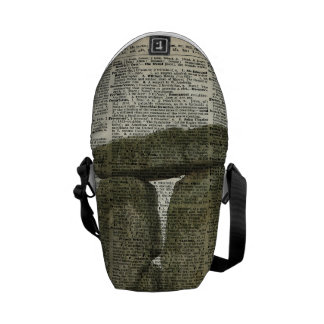 Stonehenge sobre la página del diccionario bolsas de mensajeria