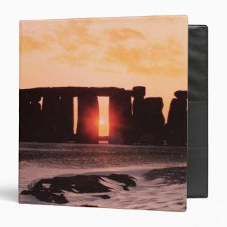 Stonehenge, solsticio de invierno