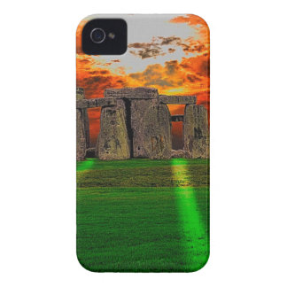 Stonehenge Standing Stones at Sunset Case-Mate iPhone 4 Case