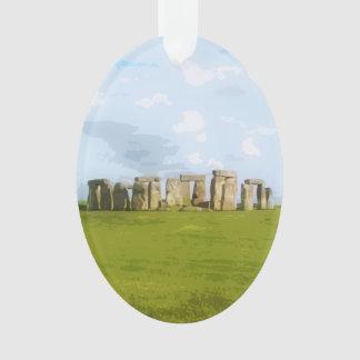 Stonehenge Stone Circle Monument Ornament