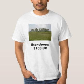 Stonehenge, Stonehenge 3100 A.C. Playeras