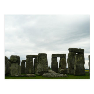 Stonehenge Tarjeta Postal