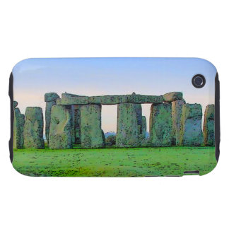 Stonehenge Tough iPhone 3 Cover