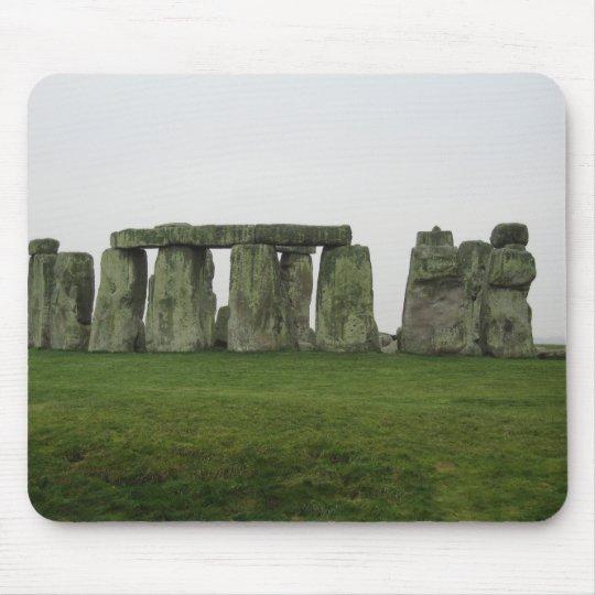 Stonehenge Tour Mouse Pad