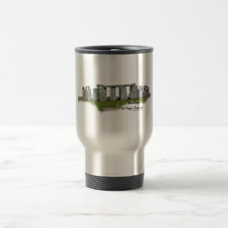 Stonehenge Travel Mug