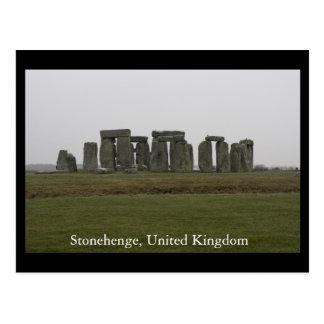 Stonehenge, United Kingdom Post Cards