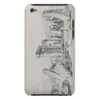Stonehenge, Wiltshire, 1820 (drawing) iPod Touch Case-Mate Case
